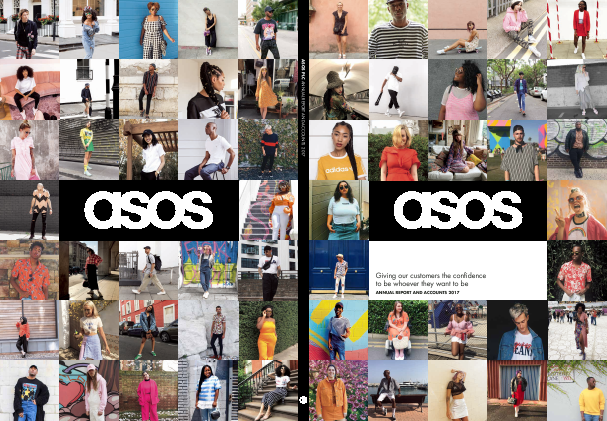 Asos annual report 2017