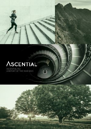 Ascential annual report 2015