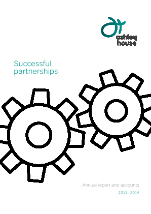 Ashley House Plc annual report 2014