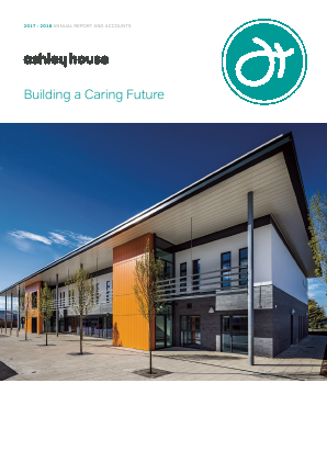 Ashley House Plc annual report 2018