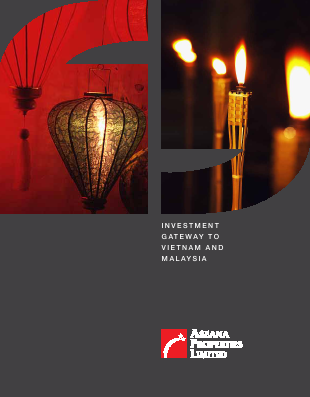 Aseana Properties annual report 2009