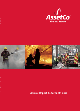 Assetco Plc annual report 2010