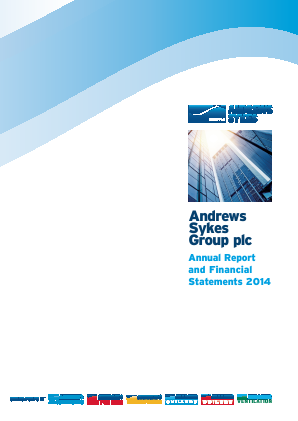 Andrews Sykes Group annual report 2014