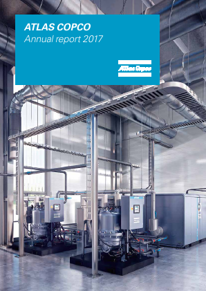Atlas Copco annual report 2017