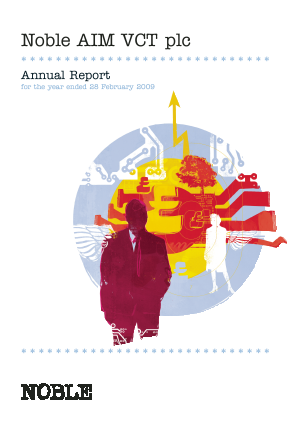 Amati VCT Plc annual report 2009