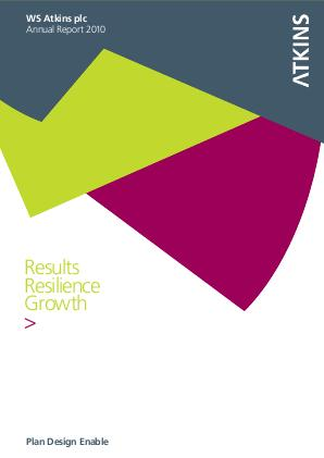 Atkins(WS) annual report 2010