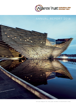 Alliance Trust annual report 2018