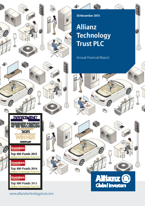 Allianz Technology Trust Plc annual report 2015