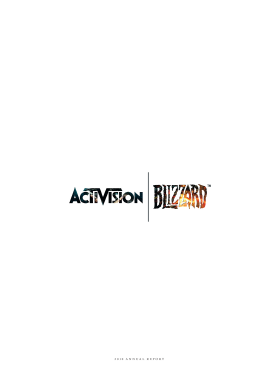 Activision Blizzard Incorporated annual report 2010