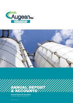 Augean annual report 2017