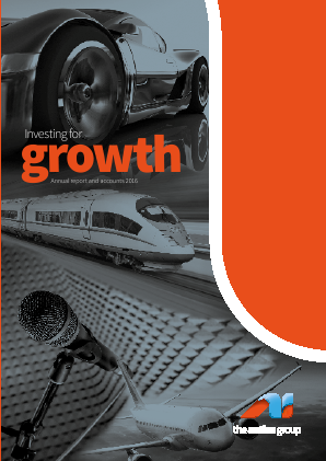Autins Group annual report 2016