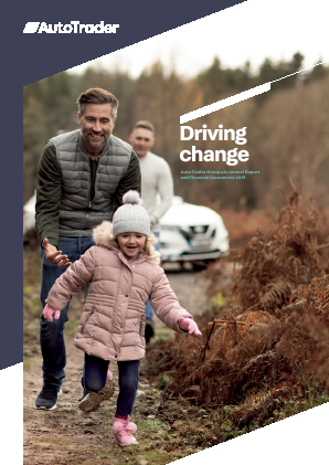 Auto Trader Group Plc annual report 2019