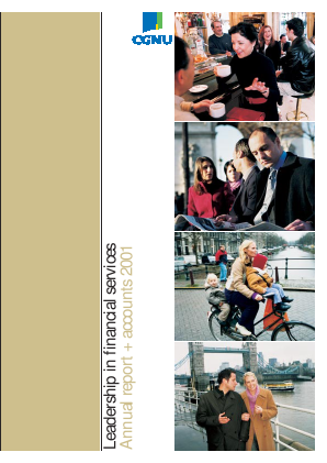 Aviva annual report 2001