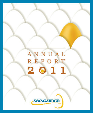 Avangardco Investments Public annual report 2011