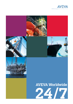 Aveva Group annual report 2008