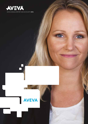 Aveva Group annual report 2016