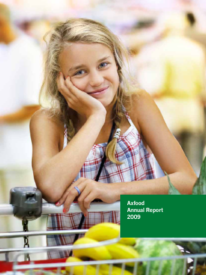 Axfood annual report 2009