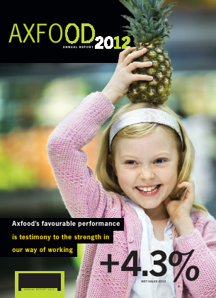 Axfood annual report 2012