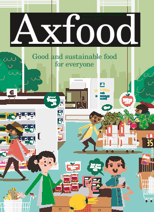 Axfood annual report 2017