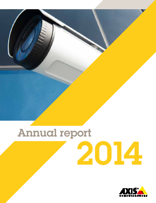 Axis annual report 2014