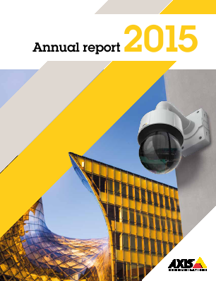 Axis annual report 2015