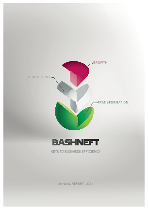 Bashneft annual report 2011