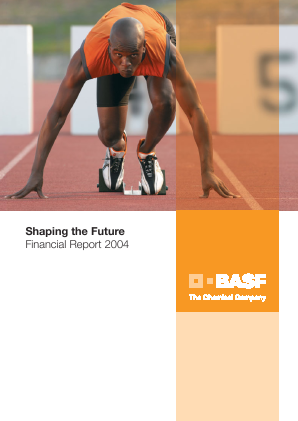 BASF annual report 2004