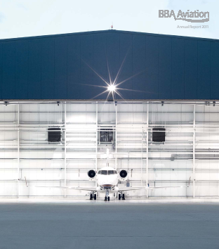 BBA Aviation Plc annual report 2011