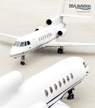 BBA Aviation Plc annual report 2013