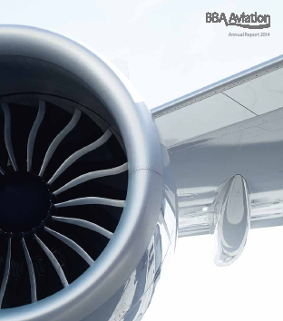 BBA Aviation Plc annual report 2014