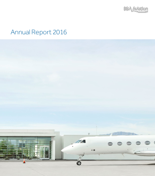BBA Aviation Plc annual report 2016