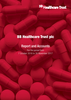 BB Healthcare annual report 2017