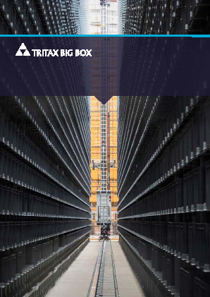 Tritax Big Box Reit Plc annual report 2017