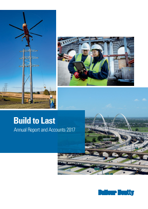 Balfour Beatty annual report 2017