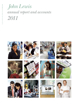 Lewis(John) annual report 2011
