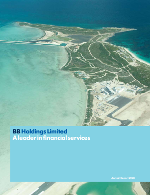 Caribbean Investment Holdings (formally BCB Holdings) annual report 2008
