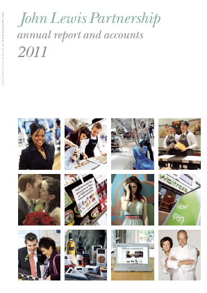 Lewis(John) Partnership annual report 2011