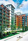 Barratt Developments Plc annual report 2003