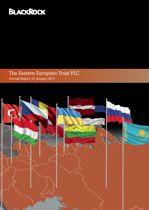 Blackrock Emerging Europe Plc annual report 2011