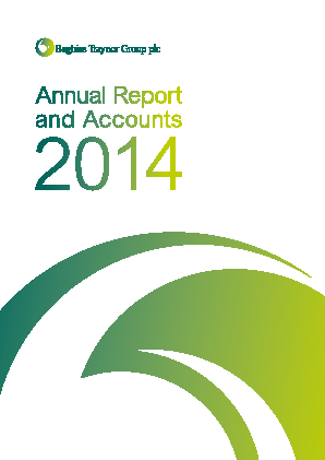 Begbies Traynor Group Plc annual report 2014