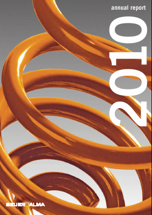 Beijerlma annual report 2010