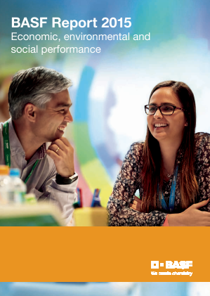 Basf annual report 2015