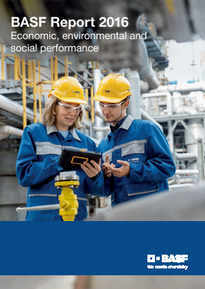 Basf annual report 2016