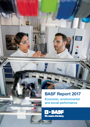 Basf annual report 2017