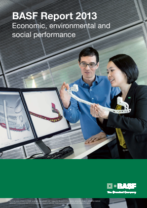 BASF SE annual report 2013