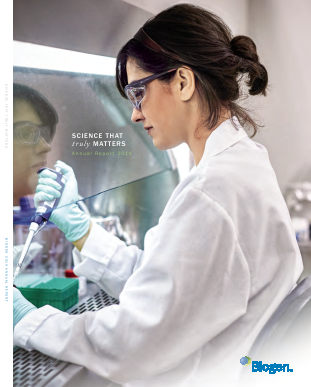 Biogen Inc. annual report 2014