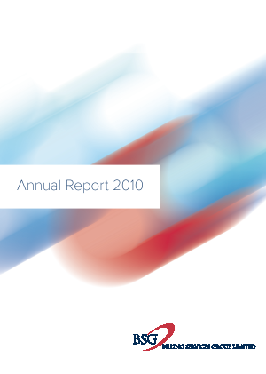 Billing Services Group annual report 2010