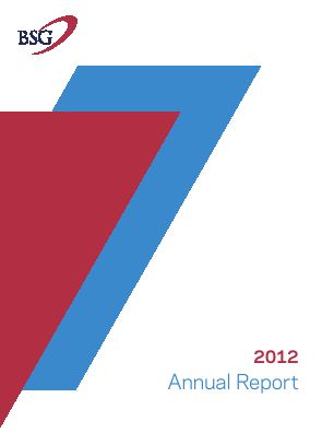 Billing Services Group annual report 2012
