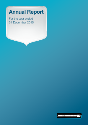 Bank Of Ireland annual report 2015