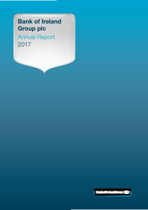 Bank Of Ireland annual report 2017